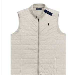 Polo Ralph Lauren Quilted Zip Vest